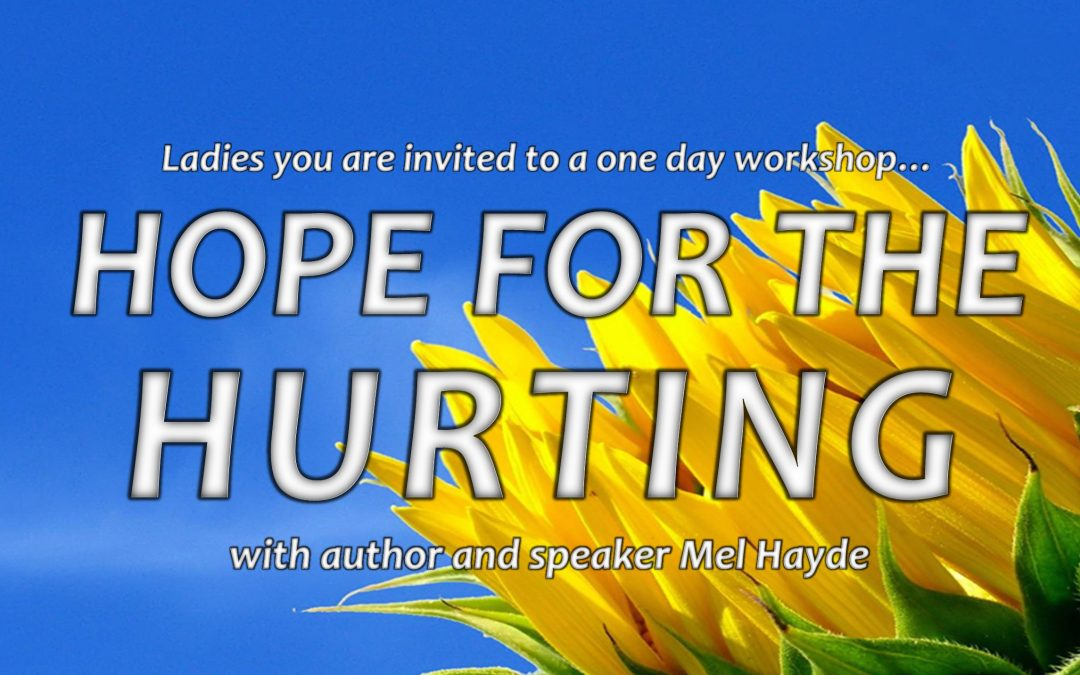 Hope for the Hurting – March 2017