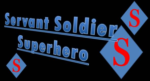 Servant Soldier Superhero